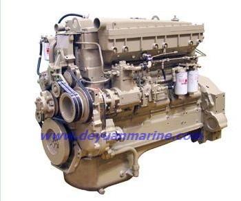 Nt855 M Series 240hp Marine Cummins Engine