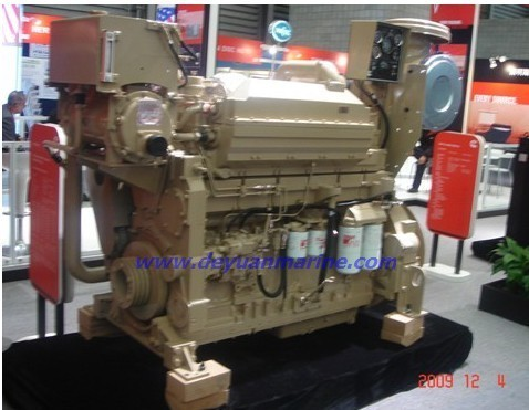 Nt855 Series 300hp Marine Cummins Diesel Engine