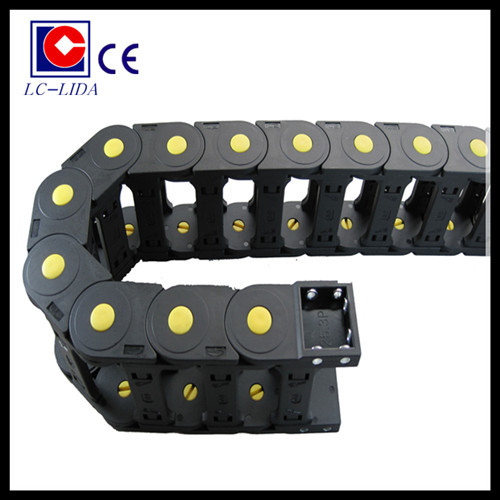 Nylon 66 High Energy Cable Drag Chains