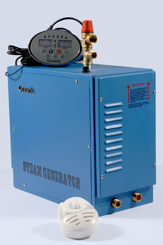 Oceanic 3kw Steam Generator 1 Year Warranty