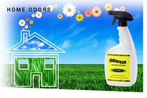Odoreze Eco All Purpose Odor Eliminator Spray Makes 64 Gallons