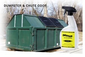 Odoreze Eco Dumpster Chute Odor Eliminator Spray Makes 64 Gallons