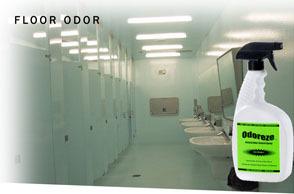 Odoreze Eco Floor Odor Eliminator Spray Makes 64 Gallons