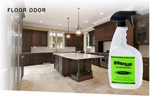 Odoreze Eco Floor Odor Removal Spray Makes 64 Gallons