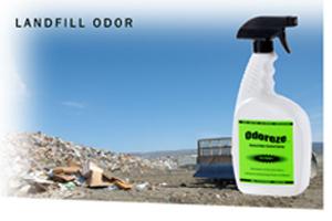 Odoreze Eco Landfill Odor Eliminator Spray Treats 2 000 Sq Ft