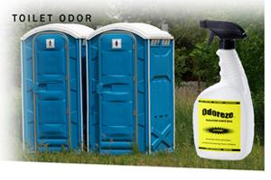 Odoreze Eco Portable Toilet Odor Eliminator Cleaner Makes 64 Gallons