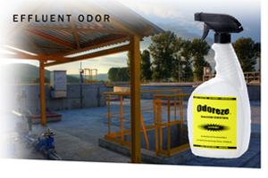 Odoreze Eco Waste Water Odor Eliminator Spray Makes 125 Gallons