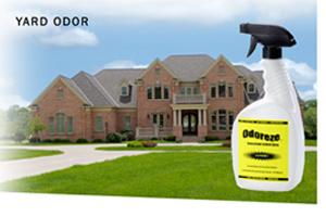 Odoreze Eco Yard Concrete Odor Eliminator Spray Makes 64 Gallons