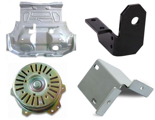 Oem Custom Stamping Parts Industrial Metal Sheet