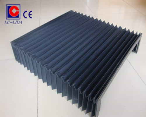 Oem Flexible Accordion Type Cnc Covers With Ce Certification