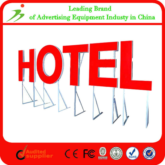 Oem Irregular Acrylic Advertising Programmableled Led Sign Board