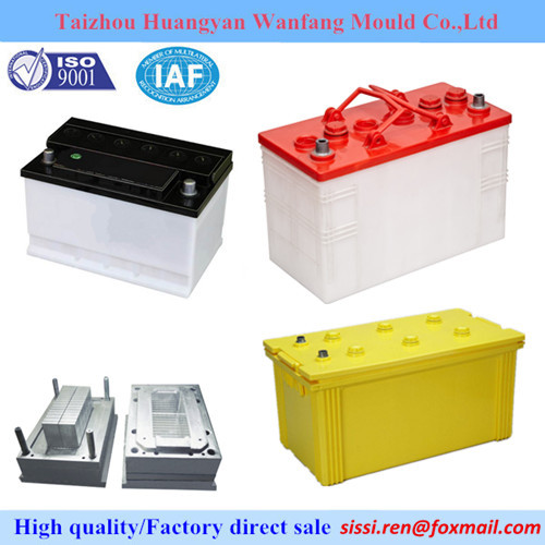 Oem Plastic Auto Car Battery Case Mould Container Mold Box Molding China Fa
