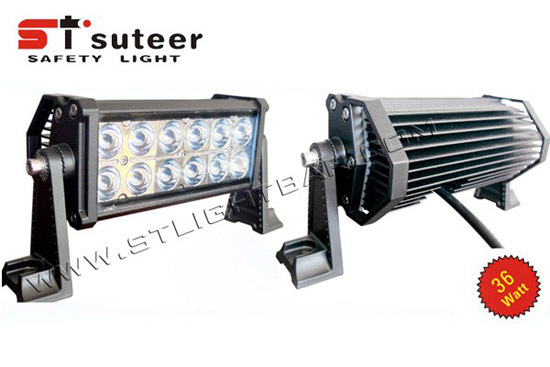 Off Road Floodlight Dual Row Cree Led Light Bar
