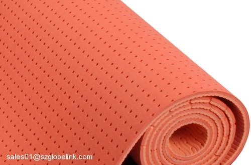 Offering Tpe Pvc Nbr Eva Mat For Yoga Pilates Exercise