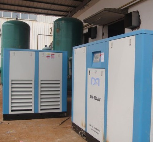 Oil Free Air Compressor For Port