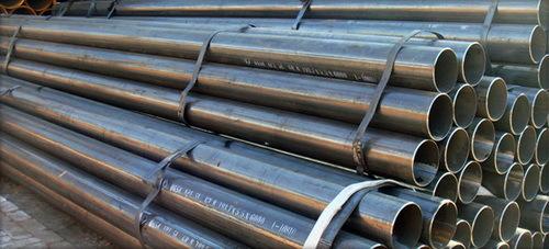 Oil Gaspipelines Erw Steel Pipe