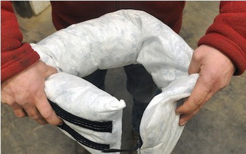Oil Pump Only Absorbent Sock