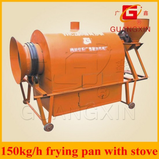 Oil Seeds Fryer With Stove Yhc80z