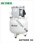 Oilless Air Compressor Aether 38