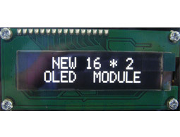 Oled 16x2 Modules Vitek