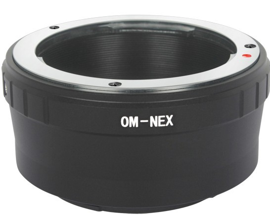 Om To Nex Adapter Ring For Olympus Lens Sony 3 5 E Mount