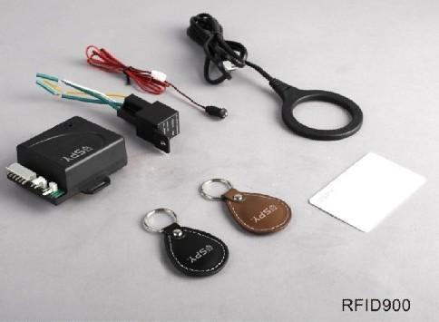 One Way Car Alarm Rfid Lock Engine
