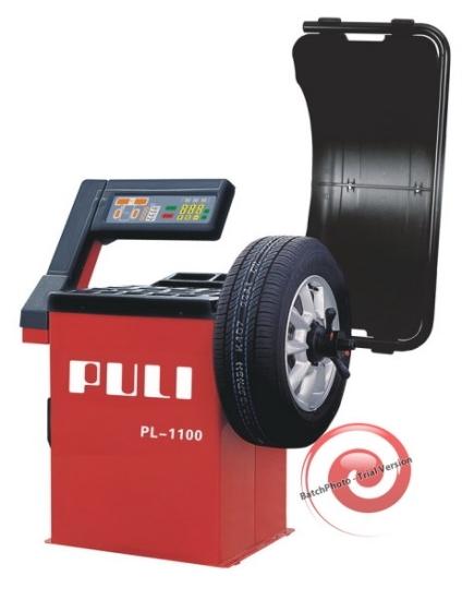 One Year Guarantee Wheel Balancer Pl 1100