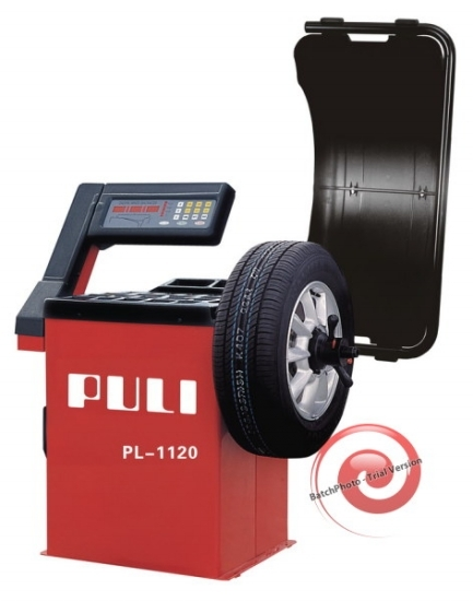 One Year Guarantee Wheel Balancer Pl 1120