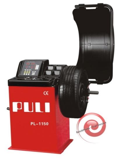 One Year Guarantee Wheel Balancer Pl 1150