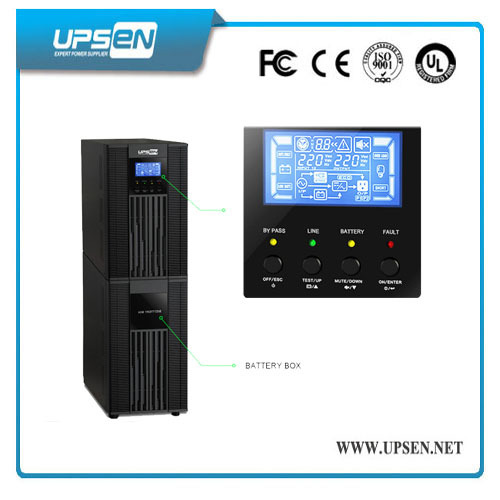 Online Pure Sine Wave Single Phase Ups With Inbuilt Battery