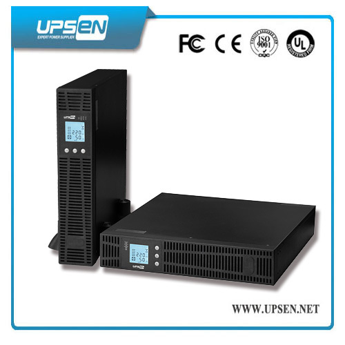 Online Rack Mount Ups 10kva With Sealed Lead Acid Maintenance Free Battery