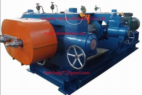 Open Mixing Mill Machine