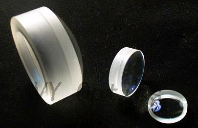 Optical Bk7 And Sf11 Glasses Achromatic Lens