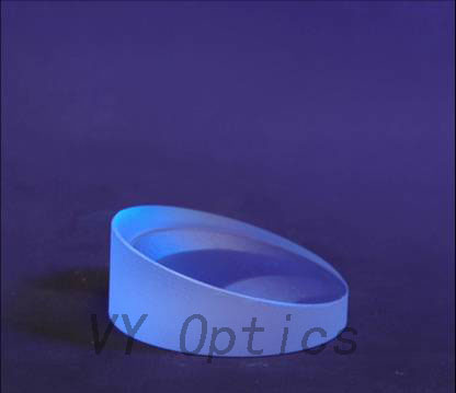 Optical Bk7 Glass Wedge Prism