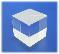 Optical Elements Beamsplitter Cubes