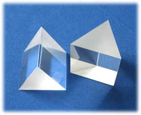 Optical Equilateral Dispersing Prisms