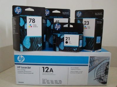 Original Hp 85a Ce285a Black Toner Cartridge