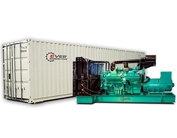 Original Import Cummins Diesel Generator Set