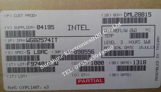 Original Sealed Ic With Competitive Price Wg82574it