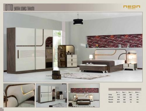 Otto Bedroom Set Home Furniture