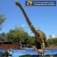 Outdoor Dinosaur Amusement Toy Children