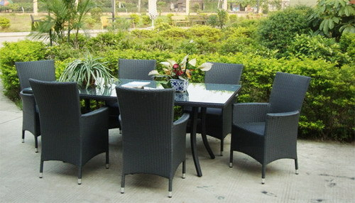 Outdoor Furniture Rattan Dining Rd01 001