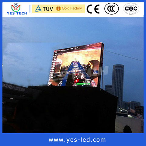 Outdoor Led Signs Display Screen Competitive Price