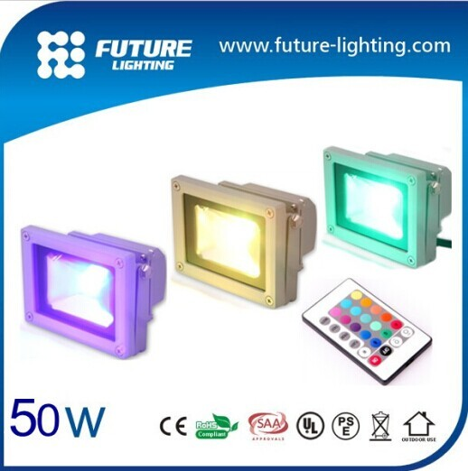 Outdoor Shenzhen 3years Warranty Epistal 45mil High Brightness Led 50w Floo