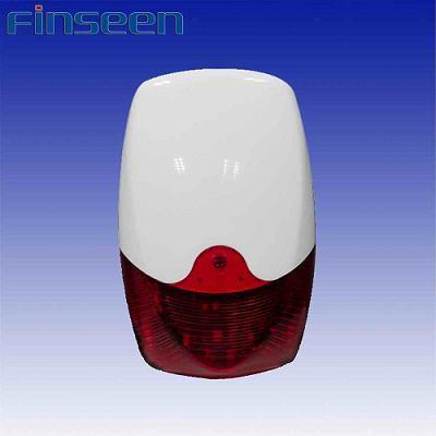 Outdoor Wireless Big Flashing Siren Fs Fs12 Wa 275 200 90mm