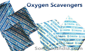 Oxyegen Absorber Packets Of Various Sizes Available