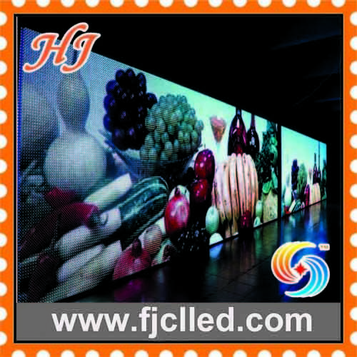 P10 Full Color Led Display Of Indoor