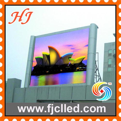 P10 Full Color Led Display