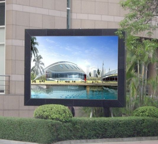 P16 Outdoor Advertising Led Display
