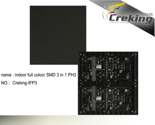 P3 Indoor Full Color 3in1 Smd Led Display